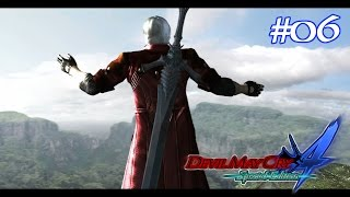Devil May Cry 4 Special Edition (PS4) Mission 06: Resurrection | Gameplay Walkthrough