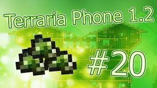 LP. HM. Terraria Phone #20 (Ферма хлорофита :3)