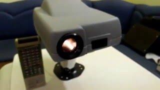 Проектор знаков Takagi CP-30 обзор модели внешний вид(Оборудование для оптик,офтальмологических кабинетов,продажа таких приборов,как авторефрактометр,щелевая..., 2016-02-22T08:00:31.000Z)