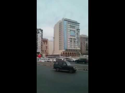 Makkah Madinah Street Life Scenes People Saudi Arabia Travel Video Madina Sharif Masjid,