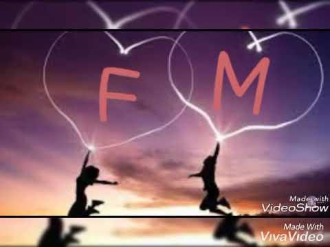 رمزيات m f تصميمي