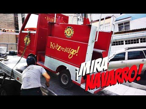 Restauraremos un camion de bomberos / Marco MAAP Carshop