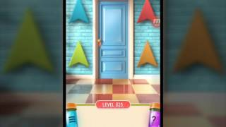 100 doors puzzle box level 23, 24.