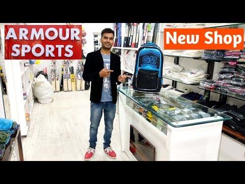 Armour Sports Shop   Cricket Kit Bag   Indore