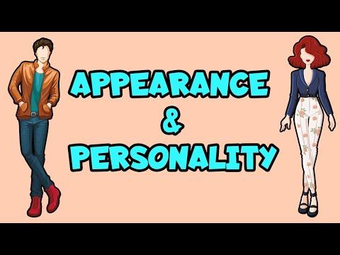 7.SINIF İNGİLİZCE 1.ÜNİTE KONU ANLATIMI   APPEARANCE AND PERSONALITY