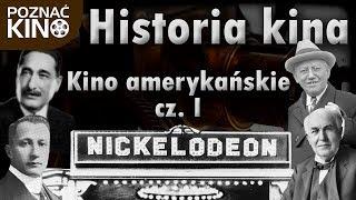 Historia kina, odc.4: Kino amerykańskie cz. I | Poznać kino