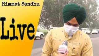 Live ll Himmat Sandhu ll Sandhu Margindpuriya ll full HD video