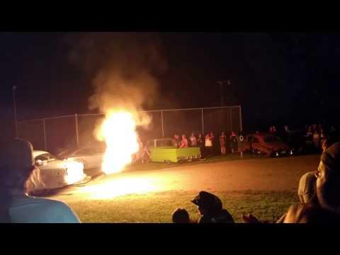 Panty raid 2015 Lambertville Michigan