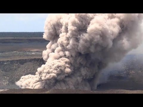 Hawaii's Kilauea volcano blowing toxic steam, could explode