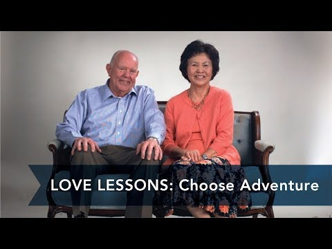 LOVE LESSONS: How A Widow And Widower Found Adventure In Finding Each Other