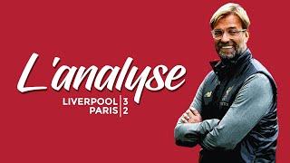POURQUOI PARIS A PERDU ! (Liverpool 3-2 PSG)