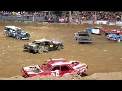 2016 Colorado state fair Derby
