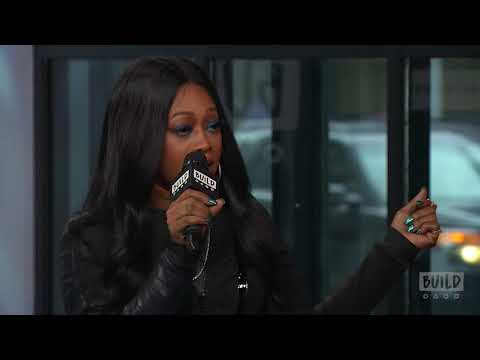 "Trina Drops In To Talk About ""Love and Hip Hop: Miami"""