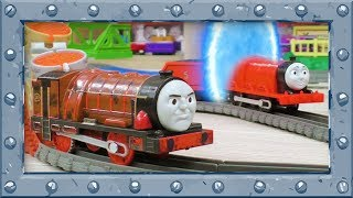 Steelworks Hurricane's story | Journey Beyond Sodor | TrackMaster| Thomas and Friends #37