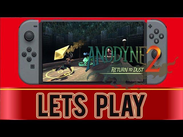 Anodyne 2 Nintendo Switch Gameplay #1