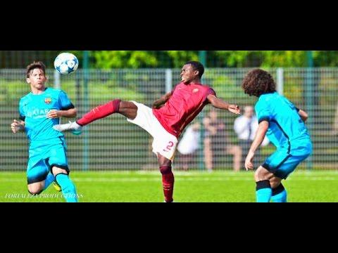 Abdullahi Nura | Best Defensive Skills & Goals | A.S. Roma