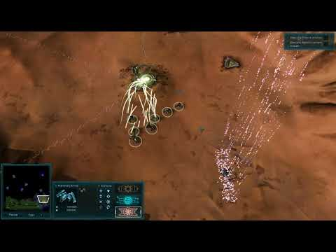 Ashes of the singularity Escalation campaign part 9 |