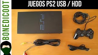 2018 Como Jugar juegos de #Ps2 desde #USB / Pendrive / HDD Disco Duro (El Mejor Video en Youtube)