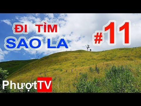 Phượt.TV | #11 - ĐI TÌM SAO LA - Cánh đồng lúa tuyệt đẹp giữa đại ngàn Trường Sơn