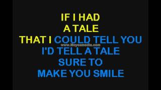 Sunshine On My Shoulders John Denver HD Karaoke PK00318