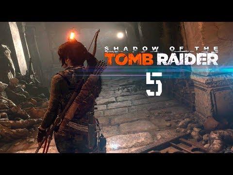 Прохождение игры SHADOW of the TOMB RAIDER(Ps4Pro) НА МАКСИМАЛЬНОМ УРОВНЕ СЛОЖНОСТИ.Стрим#5
