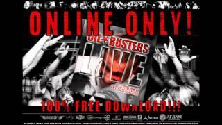 """OIL BUSTERS """"Live@DzemPub"""" (2009)"""