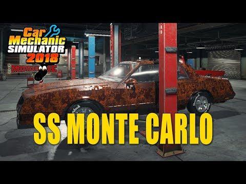 Car Mechanic Simulator 2018 | SS Monte Carlo by Kenny