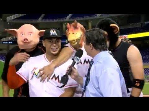 MLB Photo Bombs