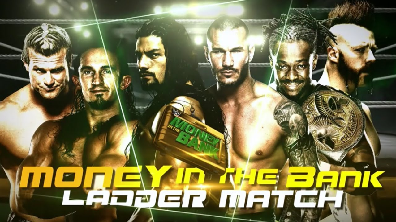 Image result for money in the bank 2015