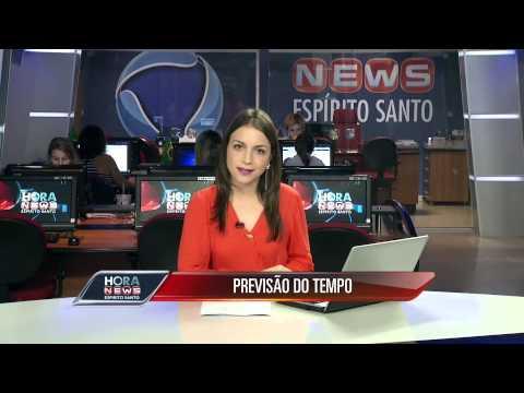 Hora News Espírito Santo - Edição da Tarde (09/07/2014)