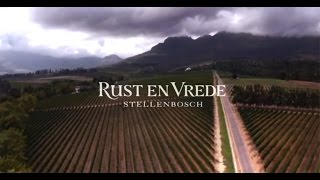 Rust en Vrede Wine Estate and Restaurant - Stellenbosch