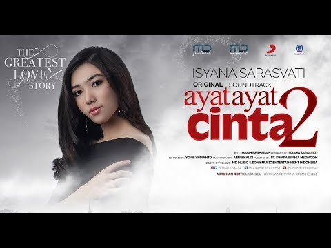 Isyana Sarasvati - Masih Berharap (Official Music Video) | Soundtrack Ayat Ayat Cinta 2
