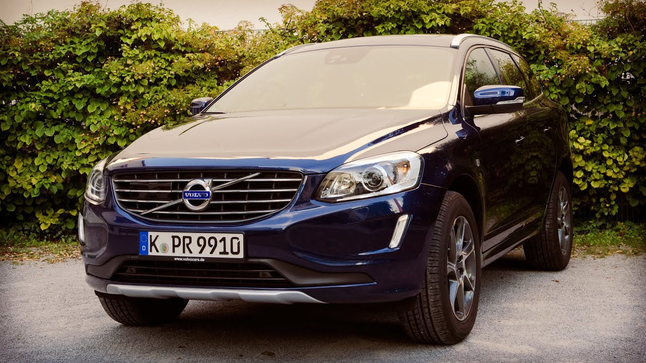 2014 volvo xc60 d5 awd fahrbericht der probefahrt test review youtube. Black Bedroom Furniture Sets. Home Design Ideas