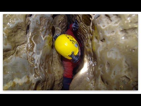 The Vice Ogof y Daren Cilau (Warning: Do NOT watch if claustrophobic)