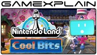 Cool Bits - Nintendo Land's Hidden Details