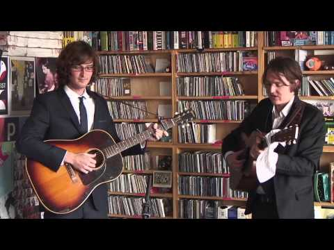 The Milk Carton Kids: NPR Music Tiny Desk Concert