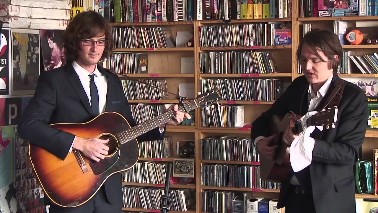 The Milk Carton Kids Npr Music Tiny Desk Concert Youtube