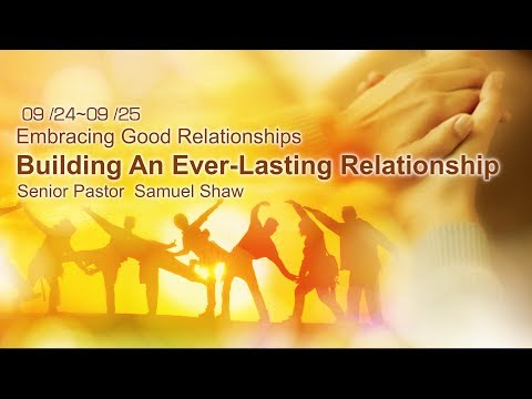 20170924 Banner Church - Building An Ever-Lasting Relationsh