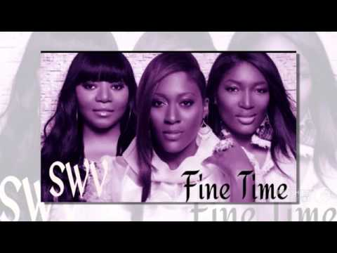 SWV-Fine Time(Chopped & Screwed)