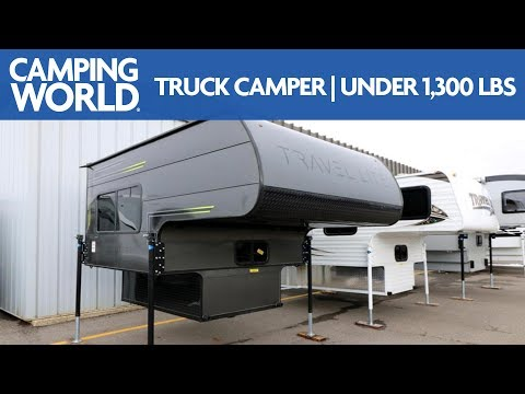 2018 Travel Lite 625SL | Truck Camper - RV Review: Camping World