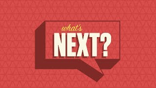 What's Next // Opportunity // Travis Cook