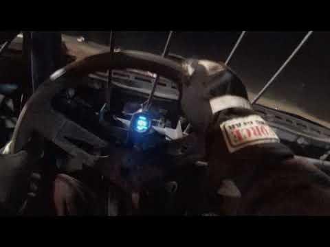 Elliott's Helmet Camera 8-3-19 Main Sumter Speedway