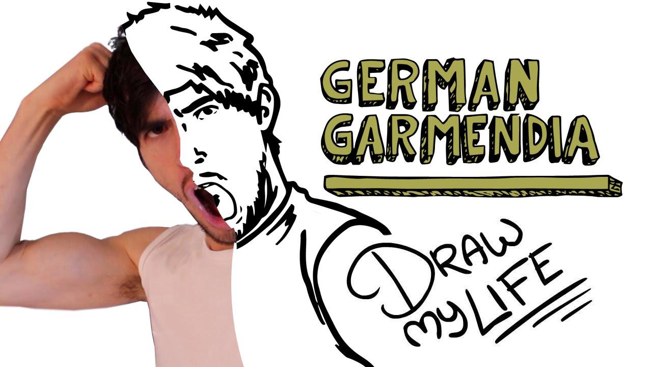 HOLA SOY GERMÁN | Draw My Life