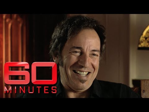 Bruce Springsteen on his farm in New Jersey | 60 Minutes Australia