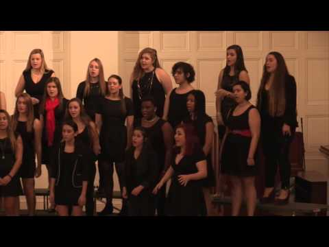 Winter Choral Coffeehouse 2016