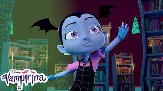 Very First Day   Music Video   Vampirina   Disney Junior