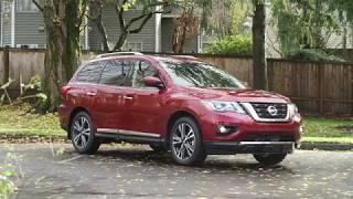 2018 Nissan Pathfinder 4WD Platinum - AutoNation