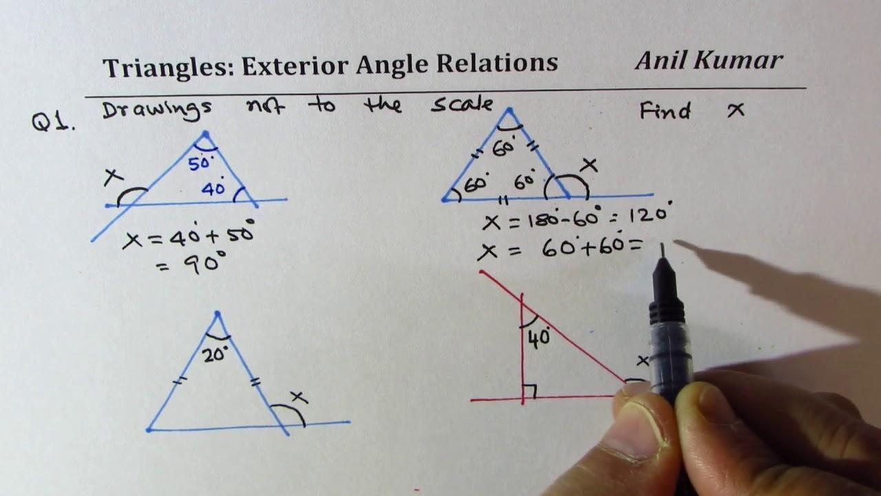 40 50 90 triangle