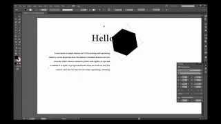 קליקיט - פיתוח עסקי באינטרנט - לימוד אילוסטרייטור - Text Part 1