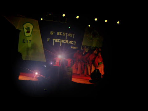 bwisagu dance,central institute of technology,kokrajhar2014
